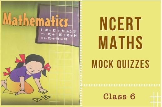 Course Image NCERT Class 6 Maths