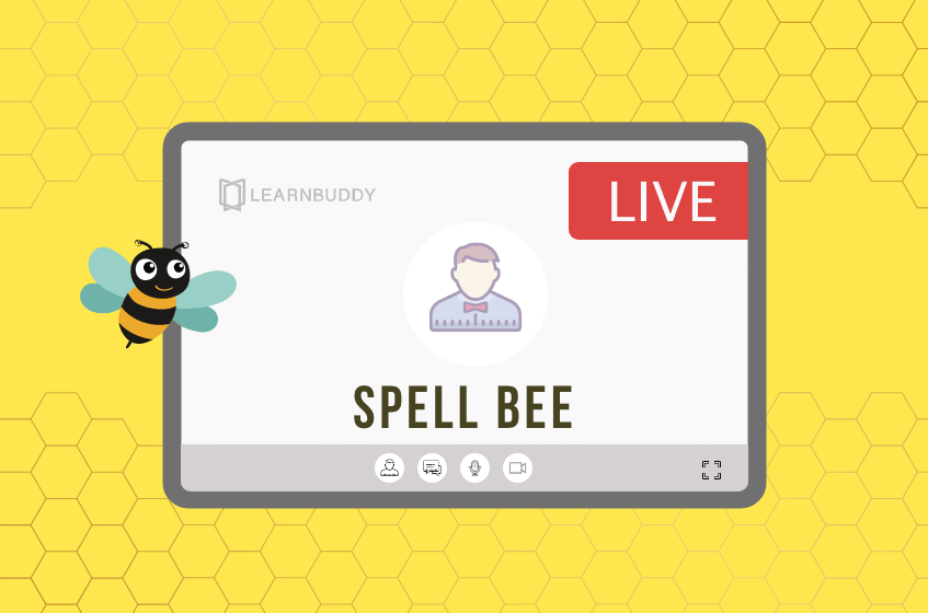 Course Image Spell Bee Starter Pack-Live Sessions