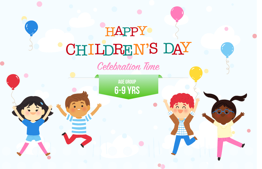 Course Image Children's Day Event (6-9 yrs)