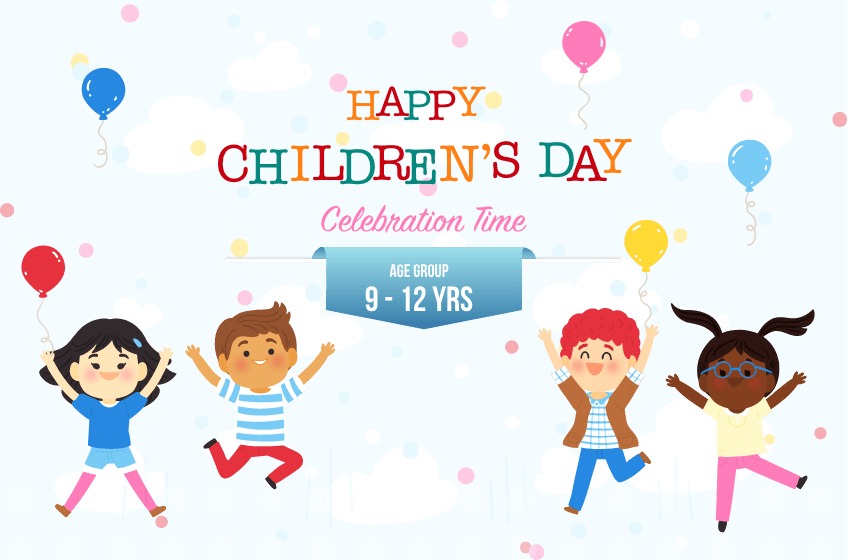 Course Image Children's Day Event (9-12 yrs)