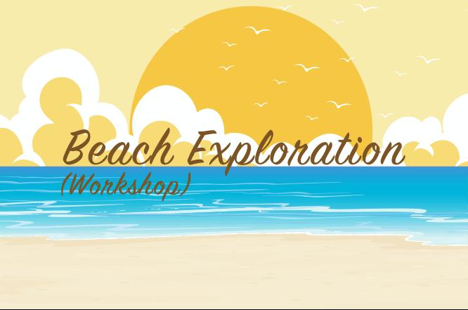 Course Image Beach Exploration (Workshop)