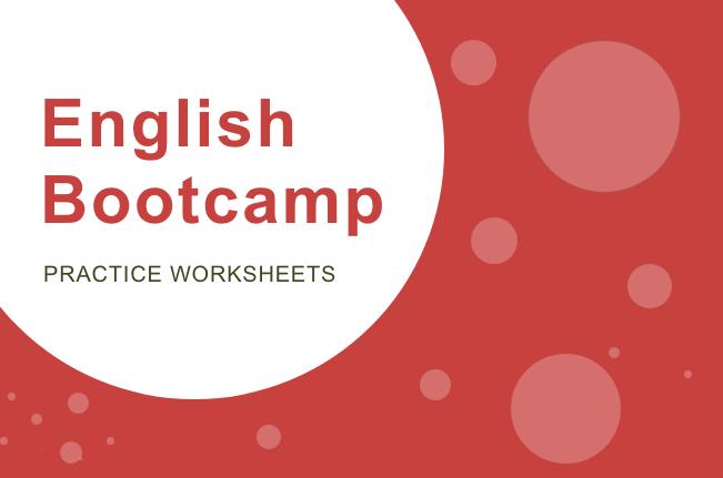 Course Image Vocabulary