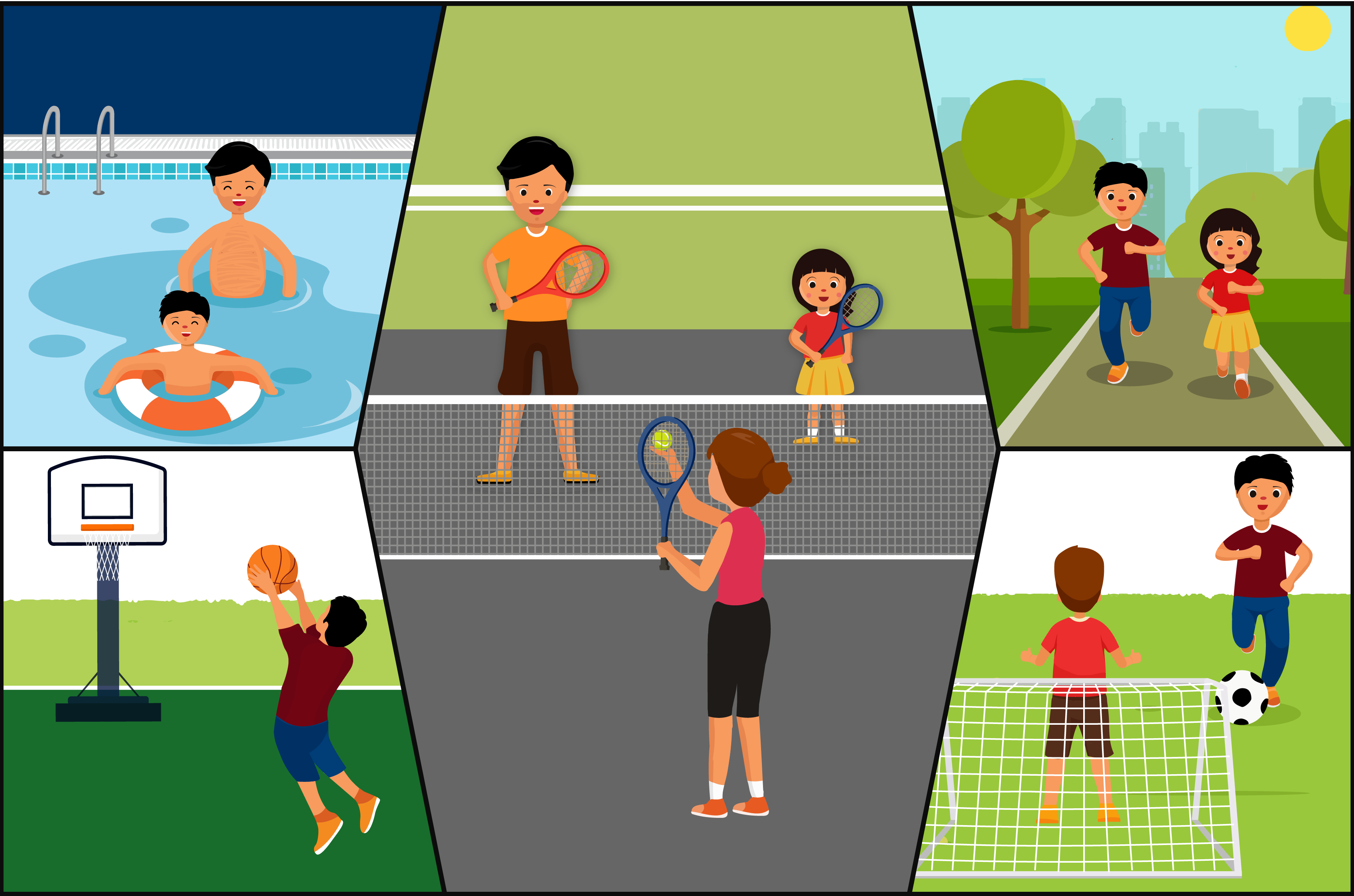 Course Image The World of Sports - Level 1